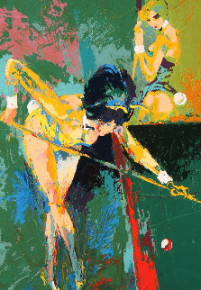 Playboy Suite Suite of 2 Prints 2009 Limited Edition Print - LeRoy Neiman