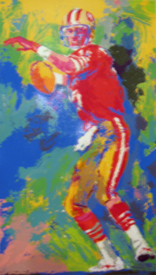 Quarterback  of the Eighties HS by Joe