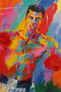 Muhammad Ali, Athlete of the Century 2001 Limited Edition Print - LeRoy Neiman