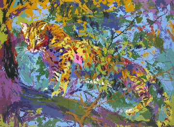 Ocelot 1973 Limited Edition Print - LeRoy Neiman