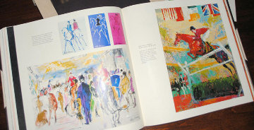 Horse Book 1980 Other - LeRoy Neiman