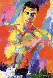 Muhammad Ali Athlete of the Century Limited Edition Print - LeRoy Neiman