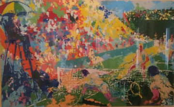 Love Story AP 1971 Limited Edition Print - LeRoy Neiman