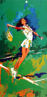 Sweet Serve 1980 Limited Edition Print - LeRoy Neiman