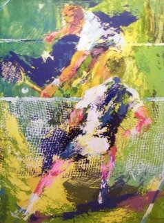 Match Point 1973 Limited Edition Print - LeRoy Neiman