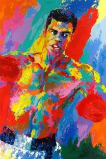 Muhammed Ali (Athlete of the Century) 2001 Limited Edition Print - LeRoy Neiman