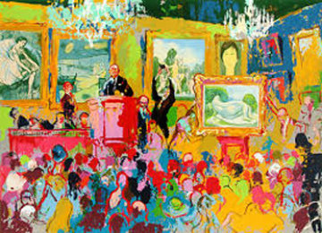 International Auction 2005 Limited Edition Print - LeRoy Neiman