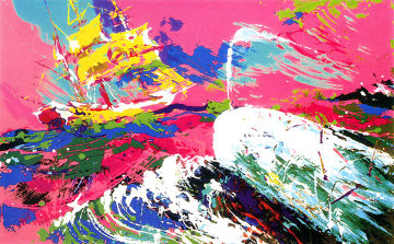 Moby Dick (Book) 1975 Other - LeRoy Neiman