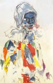 Harlequin 1980 Limited Edition Print - LeRoy Neiman