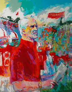 Walsh AP Limited Edition Print - LeRoy Neiman