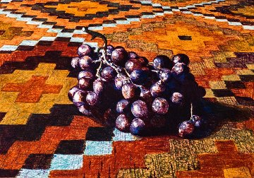 Grapes 1977 Limited Edition Print - Lowell Blair Nesbitt