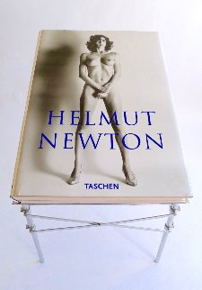 Sumo Book 1999 Limited Edition Print - Helmut Newton