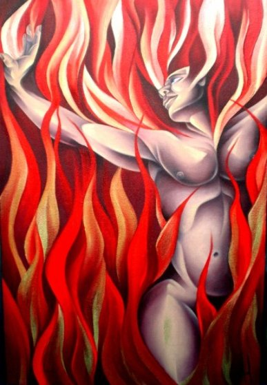 Fire the Elements 2010 42x30