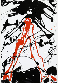 Striding Figure From Conspiracy: the Artist As Witness Portfolio 1971 Limited Edition Print - Claes Thure Oldenburg