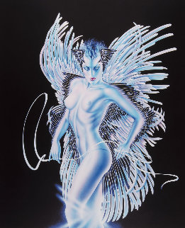 Angel Wings 1995 Limited Edition Print - Olivia De Berardinis
