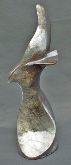Soaring Bronze Sculpture 24 in