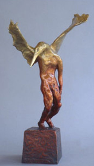 Ziam Bronze Sculpture 16  in