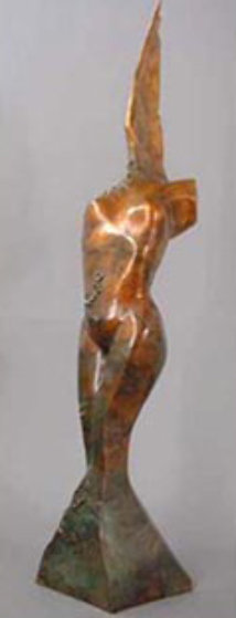 Eden Bronze Sculpture 2014 45 in