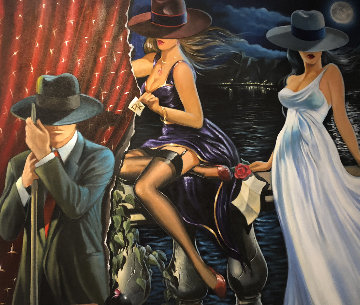 Move AP 2004 Limited Edition Print - Victor Ostrovsky
