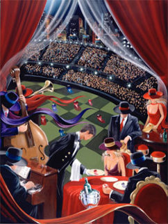 Dish Limited Edition Print - Victor Ostrovsky