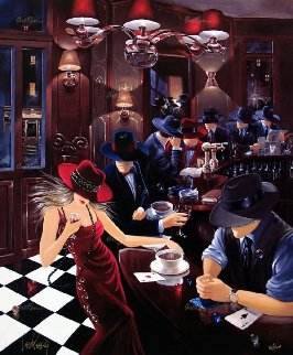 Distraction Limited Edition Print - Victor Ostrovsky