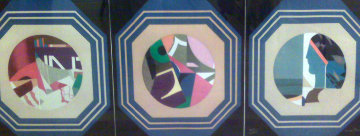 Kaleidoscope Limited Edition Print - Max Papart