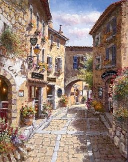 Eze Villa 2010 Limited Edition Print - Sam Park