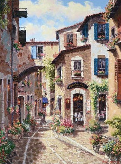 Antibes PP Limited Edition Print - Sam Park