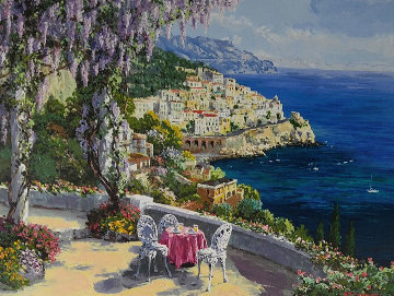 Lakeside Bellagio PP Limited Edition Print - Sam Park