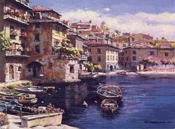 Treasures of Italy: Varena PP Limited Edition Print - Sam Park