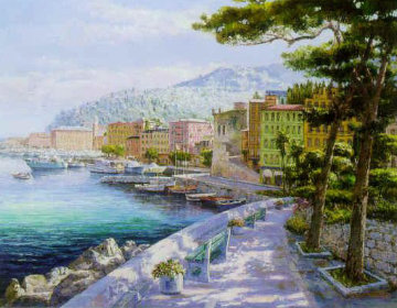 Santa Margherita AP 1998 California Limited Edition Print - Sam Park