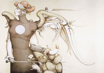 Surrender to the Light Limited Edition Print - Michael Parkes