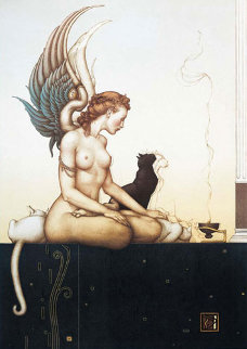 Morning Limited Edition Print - Michael Parkes