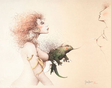 Cosi Fan Tutte Suite of 4 1986 Limited Edition Print - Michael Parkes