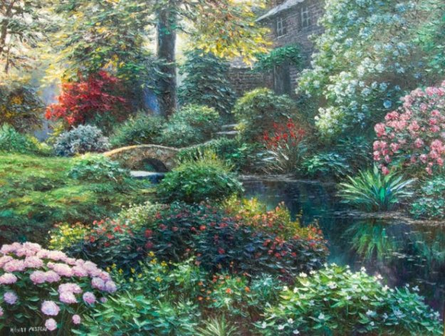 Corning Manor 30x40