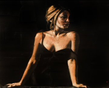 Balcony At Buenos Aires V Embellished 2007 Limited Edition Print - Fabian Perez