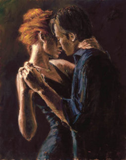 Baladas in Buenos Aires  Limited Edition Print - Fabian Perez