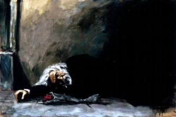 Waiting For Love to Return  Limited Edition Print - Fabian Perez