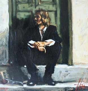 Waiting For the Romance to Come Back PP  Limited Edition Print - Fabian Perez