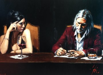 Fabian And Monica II 2008 Limited Edition Print - Fabian Perez
