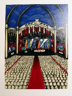 Dress Rehearsal 1991 Limited Edition Print - Linnea Pergola