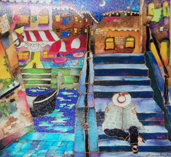 Venice Afternoon 2008 Limited Edition Print - Linnea Pergola