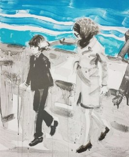 Jackie and John 2000 Limited Edition Print - Elizabeth Peyton