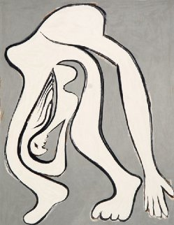 Femme Acrobate Limited Edition Print -  Picasso Estate Signed Editions
