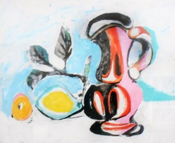 Nature Morte Au Pichet Rose Limited Edition Print -  Picasso Estate Signed Editions