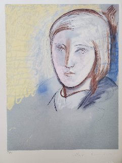 Portrait De Marie-Therese Walter  Limited Edition Print -  Picasso Estate Signed Editions