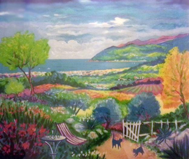 L 39 vallee du jardin a cannes by jean claude picot for Art du jardin zbinden sa