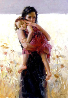 Maternal Instincts Limited Edition Print -  Pino
