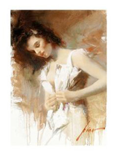 White Camisole 2008 Limited Edition Print -  Pino