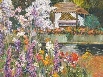 Gazebo AP 1994 Limited Edition Print - Henri Plisson